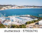 Yachts And Boats In Marina