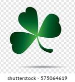 shamrock clover | Shutterstock .eps vector #575064619