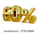 gold sale 60   gold percent off ...   Shutterstock . vector #575078089