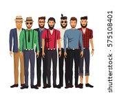 hipster style design | Shutterstock .eps vector #575108401