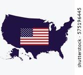 america | Shutterstock .eps vector #575196445