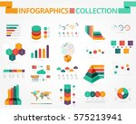 business and social... | Shutterstock .eps vector #575213941