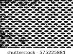 grunge black and white urban... | Shutterstock .eps vector #575225881