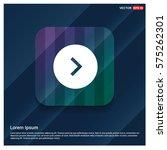 next arrow icon | Shutterstock .eps vector #575262301