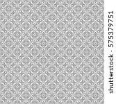 vintage pattern graphic design   Shutterstock .eps vector #575379751