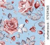 elegance seamless wallpaper... | Shutterstock .eps vector #57539365