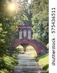 Chinese Bridge  1786  In The...