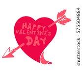 Happy Valentine's Day Vector...