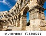 Roman Amphitheatre  Arena  In...