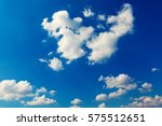 sky clouds sky with clouds and... | Shutterstock . vector #575512651
