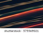 the lights on the long exposure ... | Shutterstock . vector #575569021