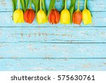 Spring Flowers Background ...