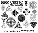 set of ancient pagan...   Shutterstock .eps vector #575723677