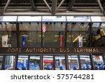 new york  ny  usa   september 6 ... | Shutterstock . vector #575744281