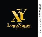 xy logo | Shutterstock .eps vector #575768941