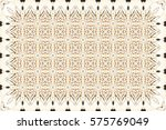 colorful horizontal pattern for ... | Shutterstock . vector #575769049