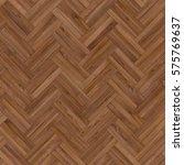 seamless wood parquet texture ... | Shutterstock . vector #575769637