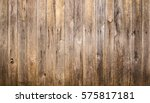 wood plank texture background  | Shutterstock . vector #575817181
