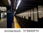 The View Of New York Subway