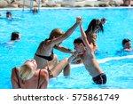 odessa  ukraine june 13  2015 ... | Shutterstock . vector #575861749