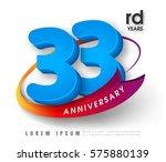 Anniversary Emblems 33...