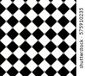 Diamond Shaped Checkerboard...
