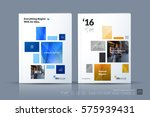 business vector template.... | Shutterstock .eps vector #575939431