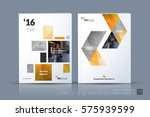 business vector template.... | Shutterstock .eps vector #575939599
