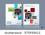 business vector template.... | Shutterstock .eps vector #575939611
