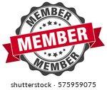 member. stamp. sticker. seal....