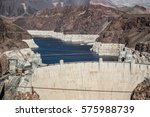 Hoover Dam  Lake Mead  Colorad...