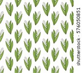 seamless vector pattern. tender ... | Shutterstock .eps vector #576050851