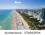 aerial image of tropical... | Shutterstock . vector #576063934
