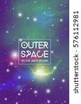 astrology mystic galaxy...   Shutterstock .eps vector #576112981