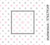 square text place with dim... | Shutterstock . vector #576179149
