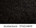 Black Rock Background Texture