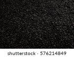 Black Rock Background Texture