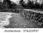 Winding Stone Wall Ii  A...