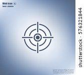 target icon | Shutterstock .eps vector #576321844