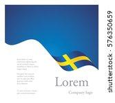 new brochure abstract design... | Shutterstock .eps vector #576350659