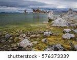 Limestone Tufa Formations Foun...