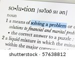 Meaning Of Solution In Online...