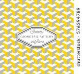 geometric pattern   geometric... | Shutterstock .eps vector #576394789