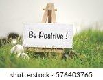 image concept white frame... | Shutterstock . vector #576403765