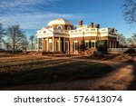 Monticello's House On A...