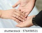 Wedding Rings Hands