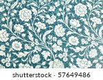vintage floral background | Shutterstock . vector #57649486
