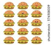 emoticon vector illustration....   Shutterstock .eps vector #576508339