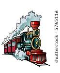 train | Shutterstock . vector #5765116