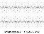 seamless melting black and... | Shutterstock . vector #576530149